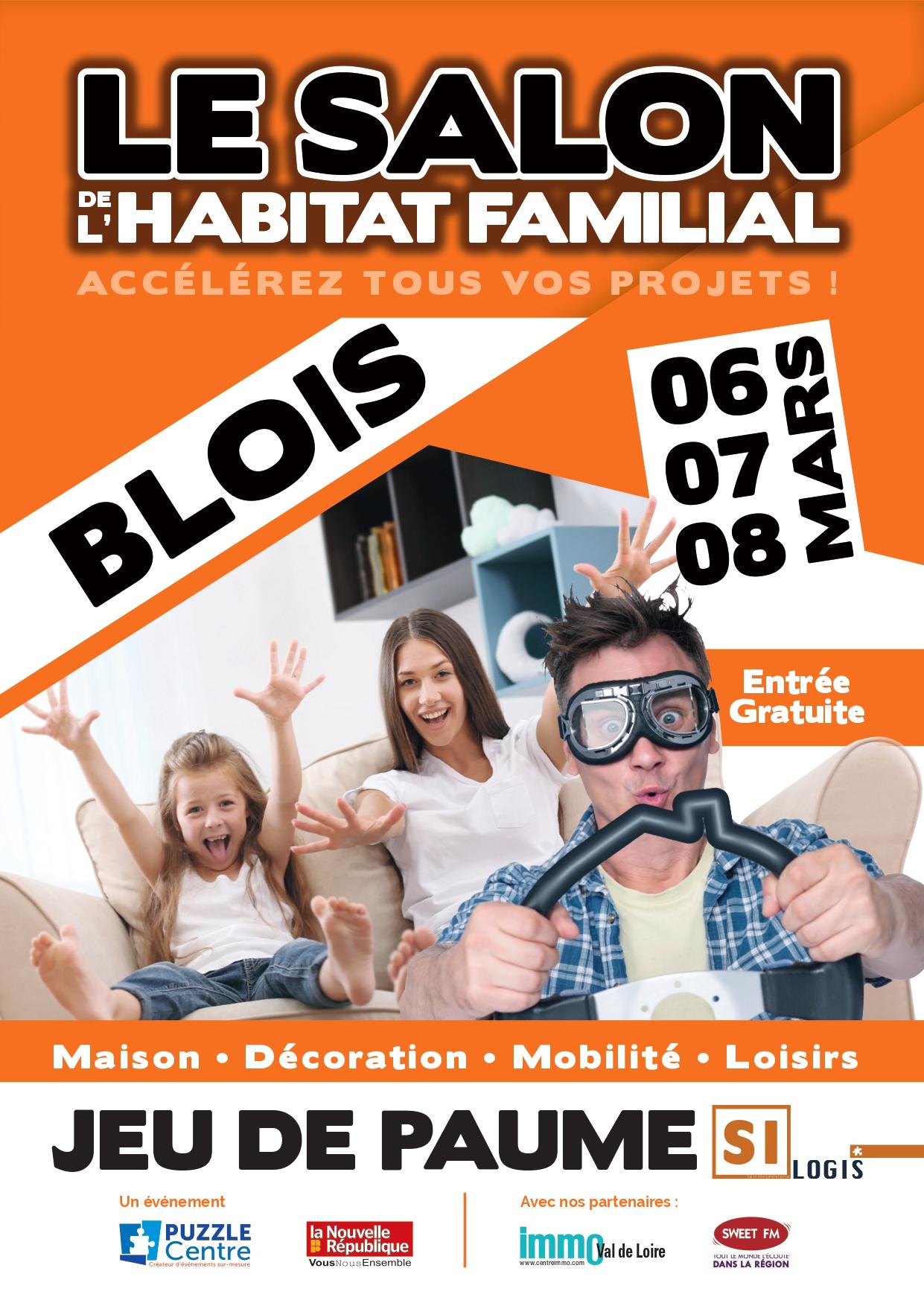 Salon de l'habitat de Blois Mars 2020