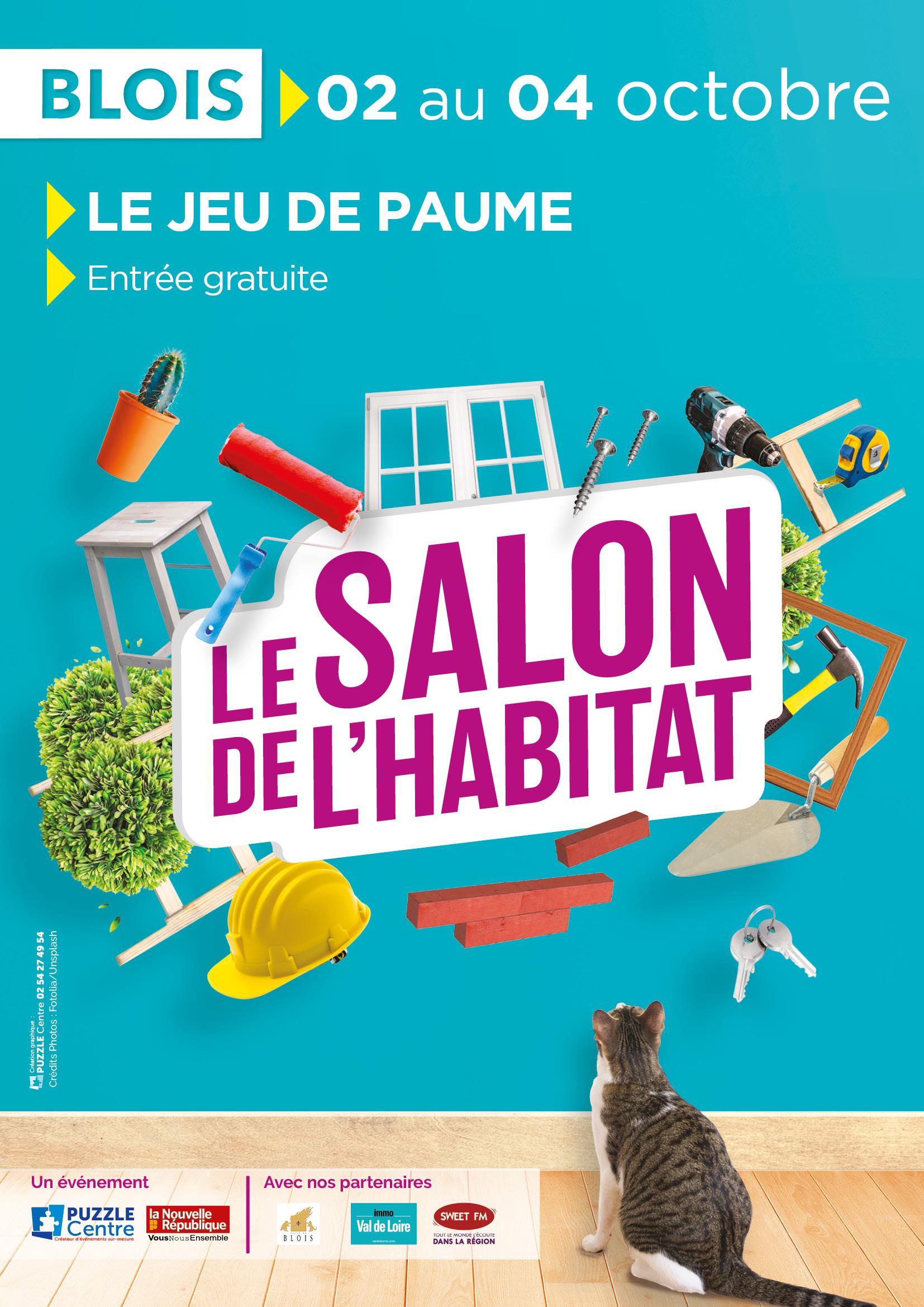Salon de l'habitat Blois